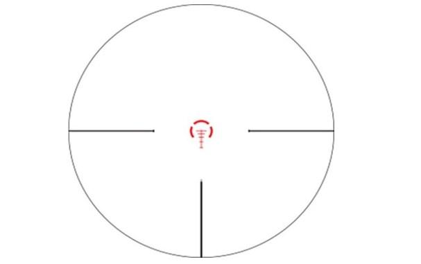 vortex strike eagle 1 6x24 reticle