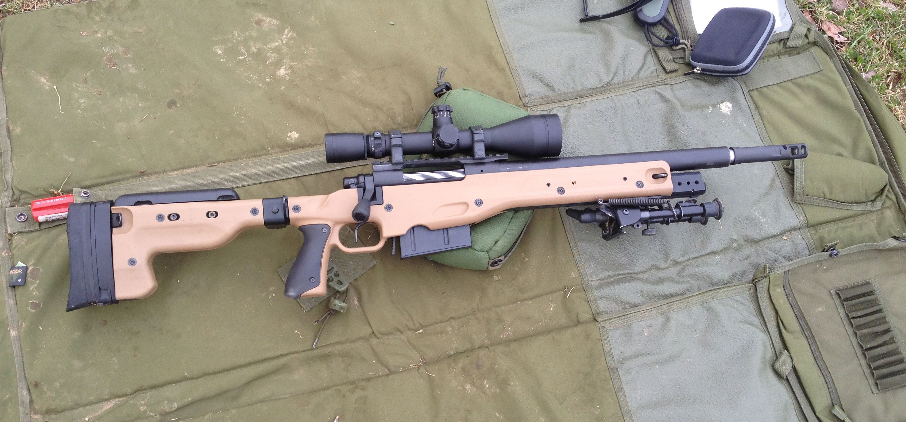 Short and Loud: The 16 inch 308 Win Precision Rifle – rifleshooter com