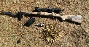 Remington 700 223.