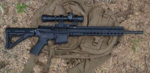 Mount your optic and you are ready to shoot!