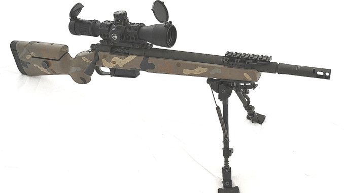 Short Rifle, Long Range: Testing our 16 5″ 308 Remington 700