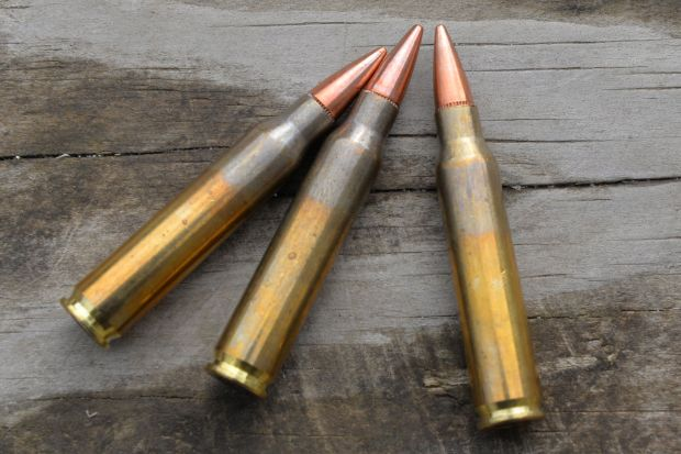 British 5.56 L2A2 loose rounds 3