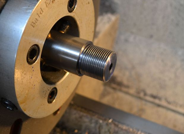 9b tenon threaded for action