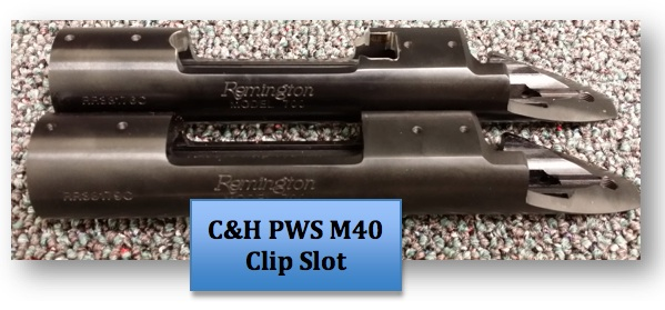 CH M40 left side