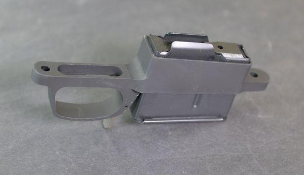 M40A5 A3 badger M5 bottom metal