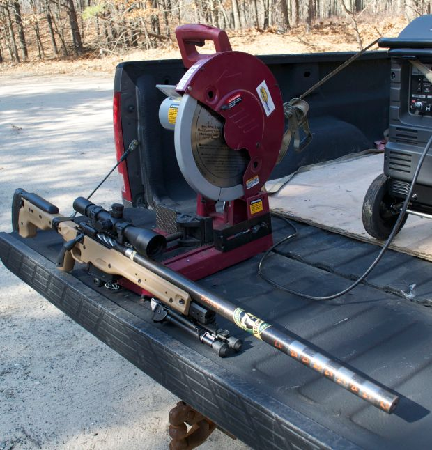 7 rem mag saw and generator