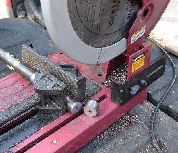 cutting 7 rem mag barrel by the inch