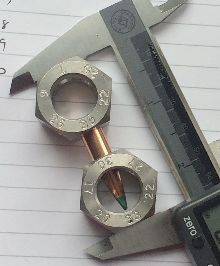 measuring bearing surface