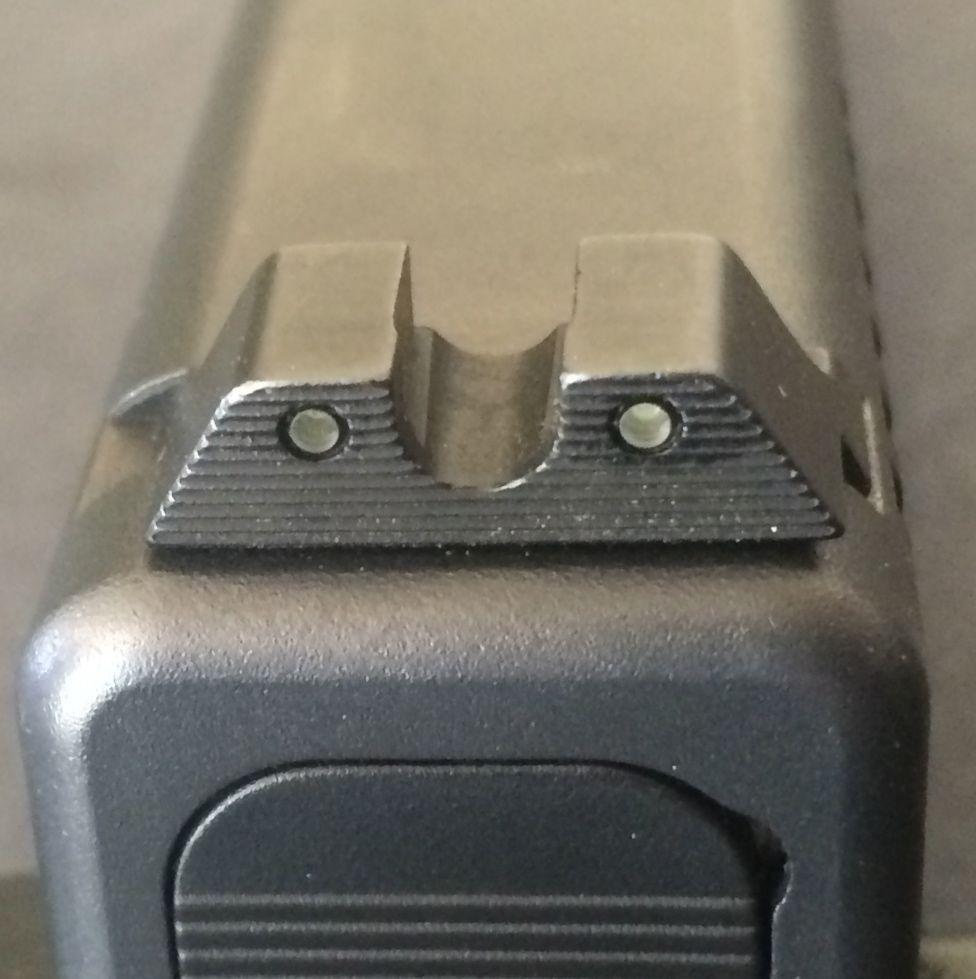 trijicon HD rear sight back view