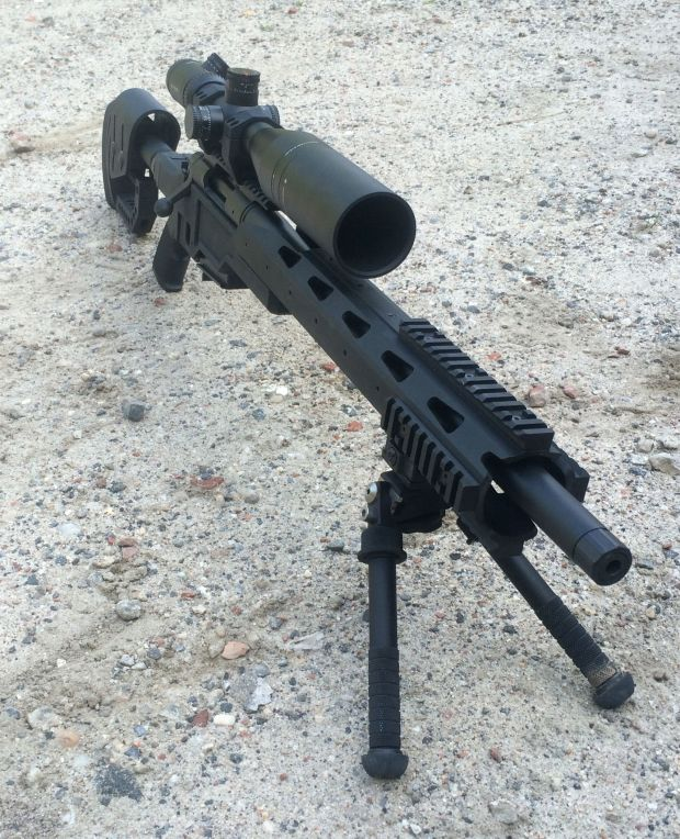 700 AAC Vortex TACMOD front