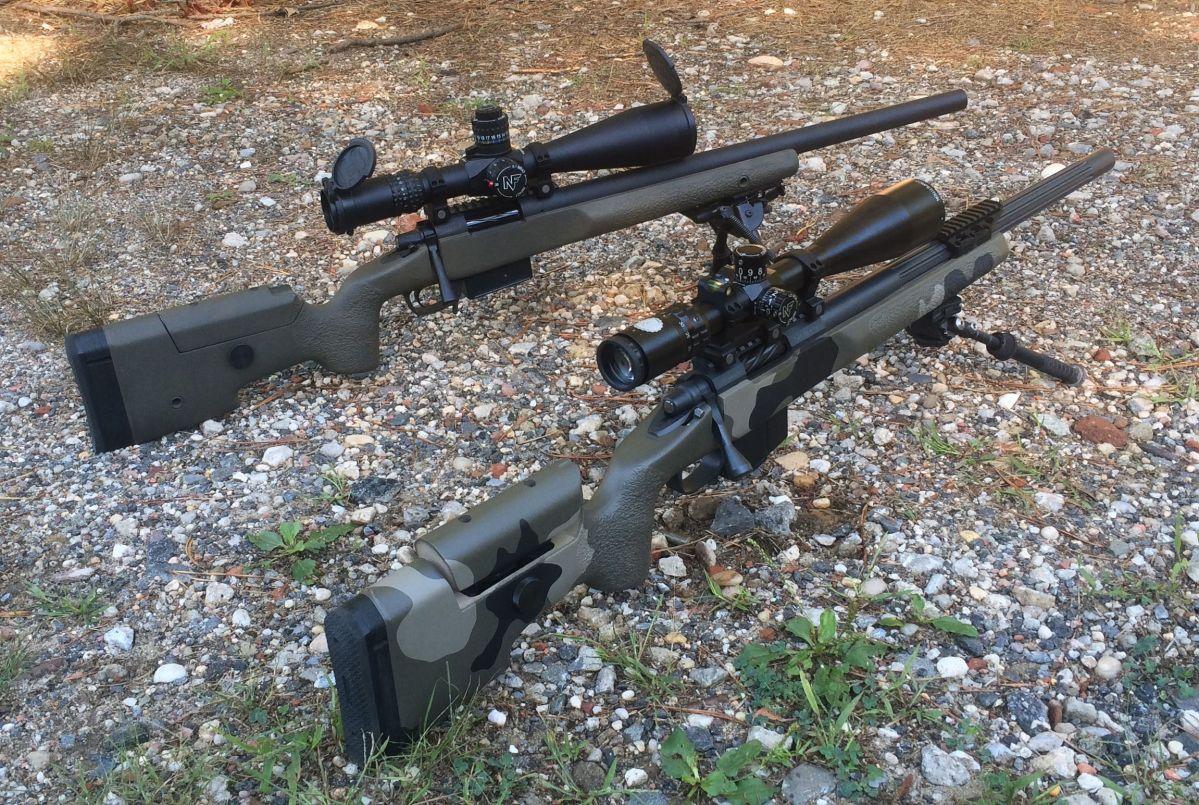 Mrad Or Moa Scopes Target Size Matters Rifleshooter Com