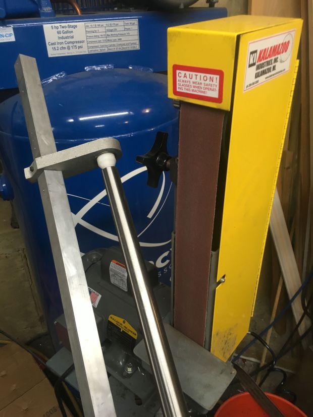 polishing m40a3 barrel