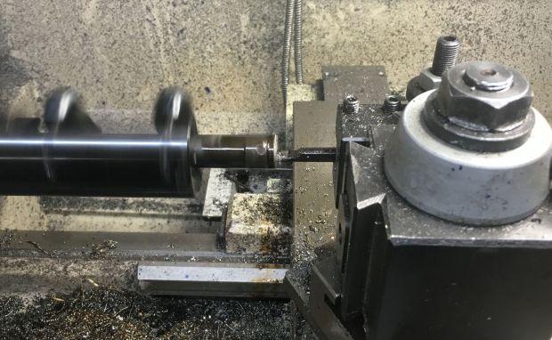 machining new bolt face Rem 700 7.62x39