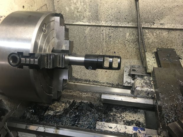 test fitting brake M700 7.62x39