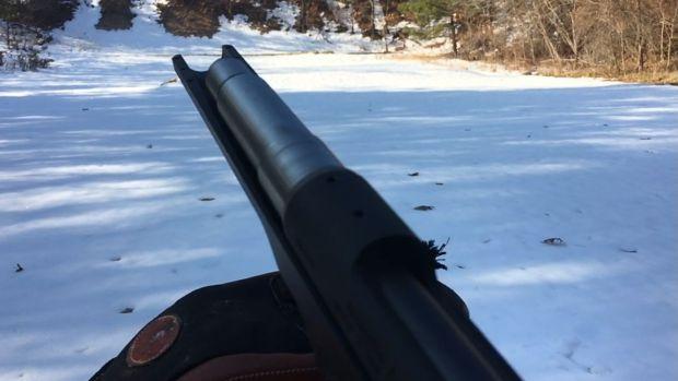 top of recoil 308 short barrel velocity