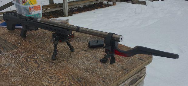 6.5 creed barrel length gun