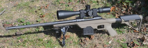 MDT LSS Savage 10 left side