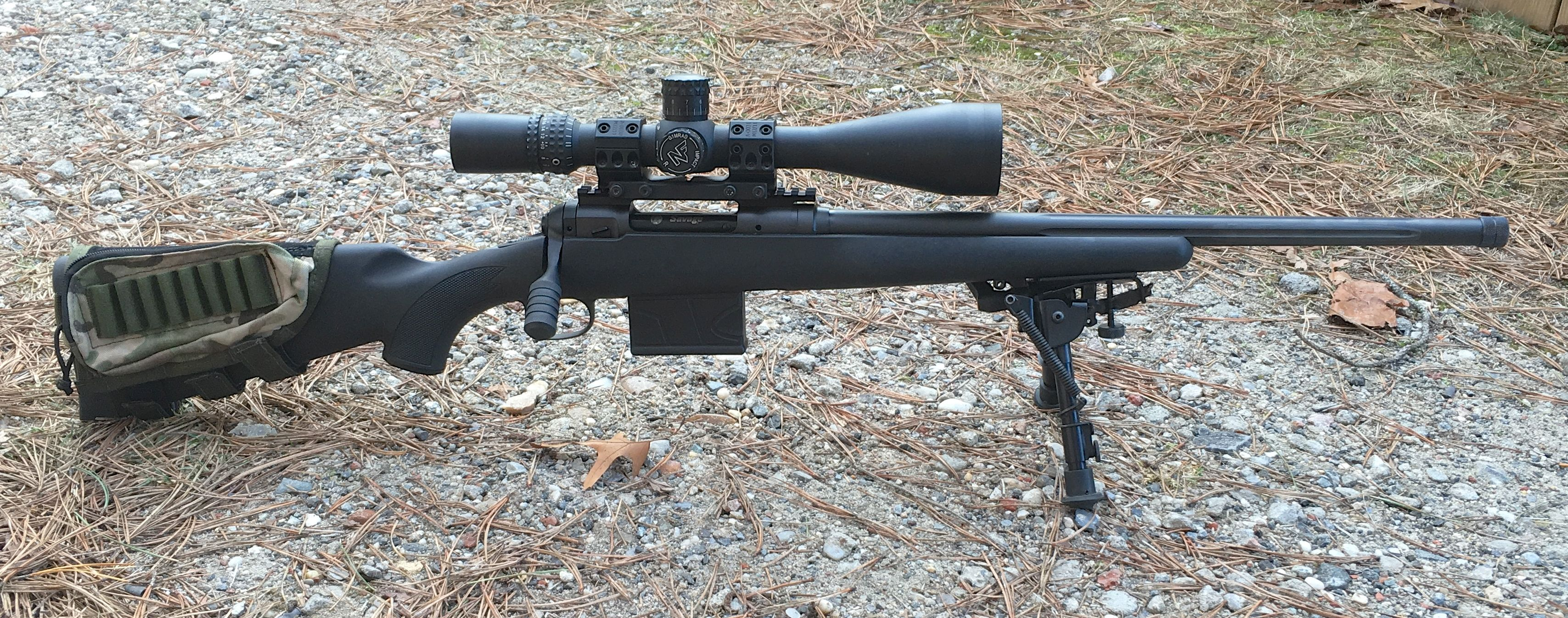 Savage Model 10 FCP-SR Review – rifleshooter com