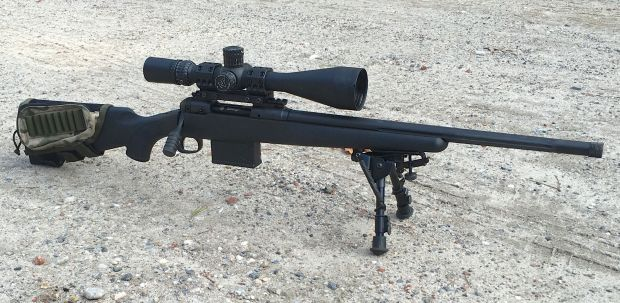 Savage 10 FCP-SR right side 2