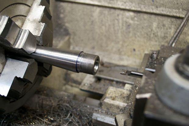 counterbore bolt pistol