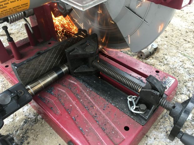 cutting the 6.5 creed barrel