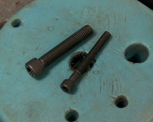 big screw v factoru screw model seven rem