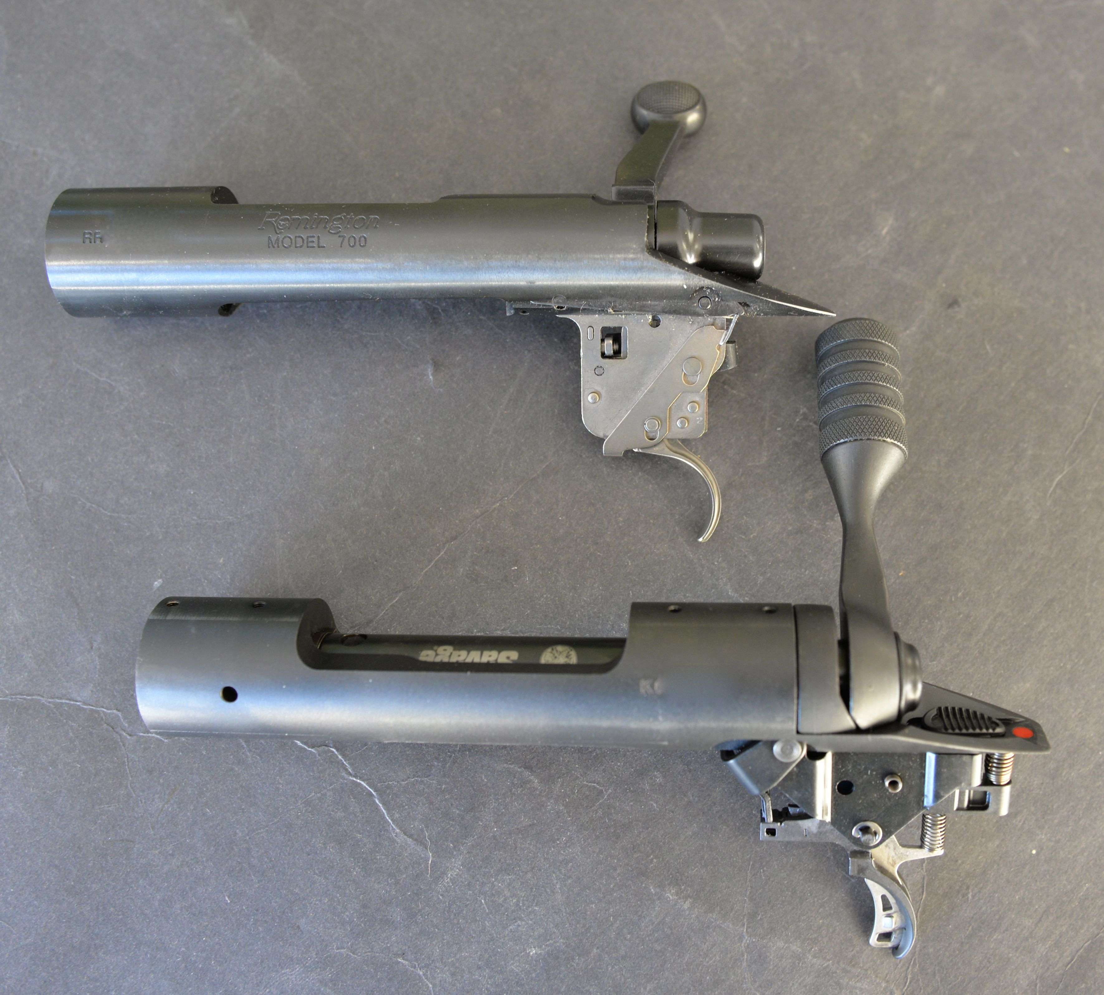 Remington 700 versus Savage 10/110: Comparative design notes