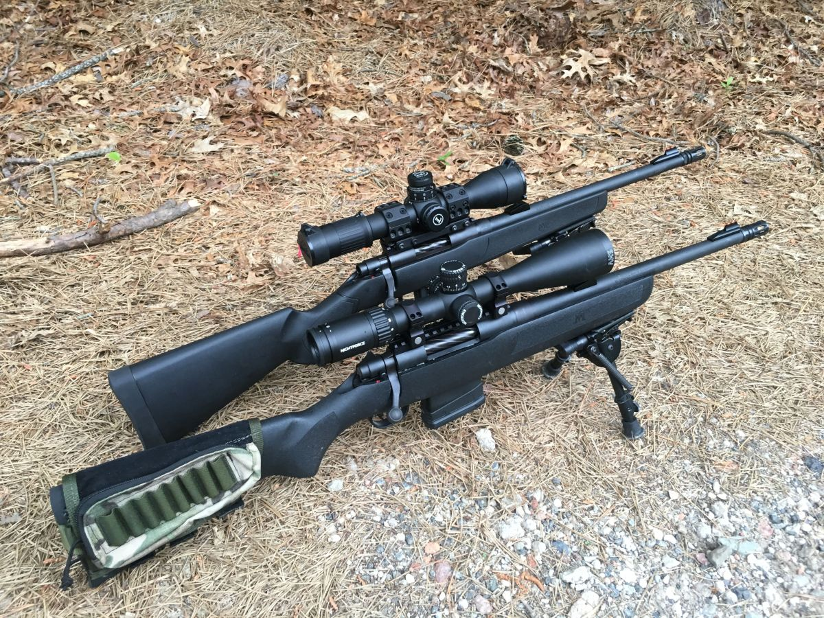 Review Mossberg Mvp Patrol 5 56mm Nato 223 Remington