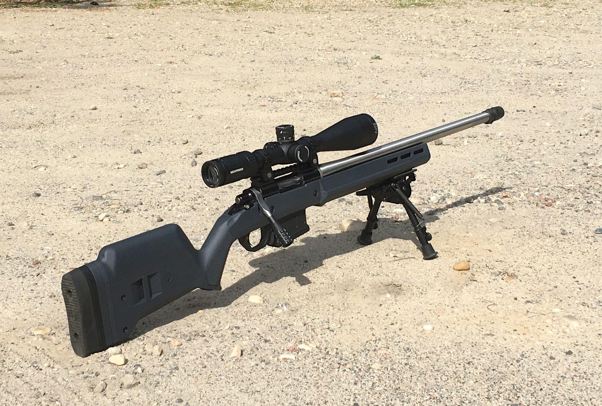 Review: Shooting the MAGPUL Hunter 700 Stock – rifleshooter com