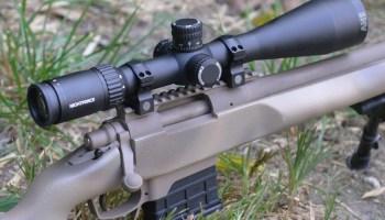 Budget precision rifle: Customizing the Savage Axis – rifleshooter com
