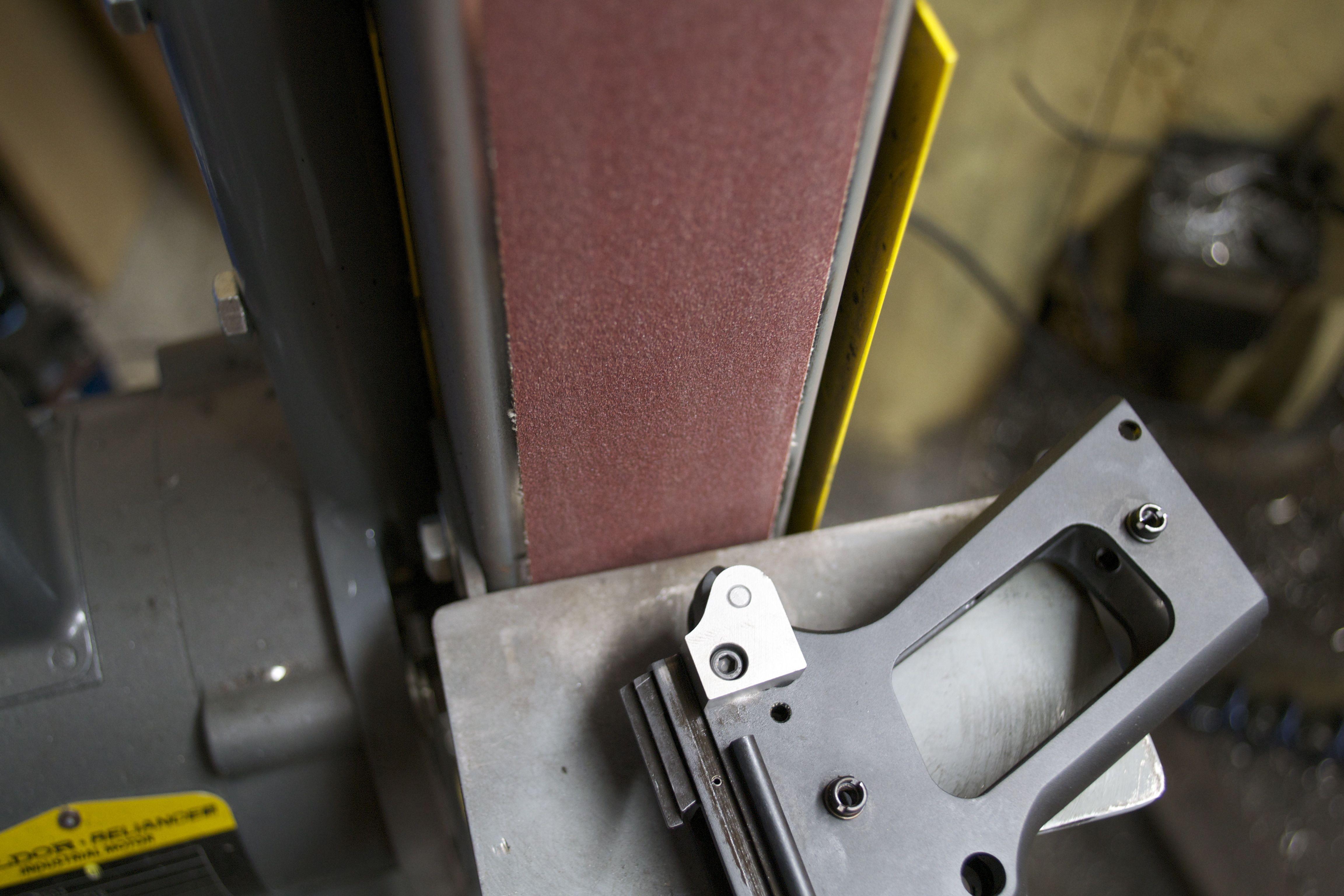 r1 beavertail on grinder
