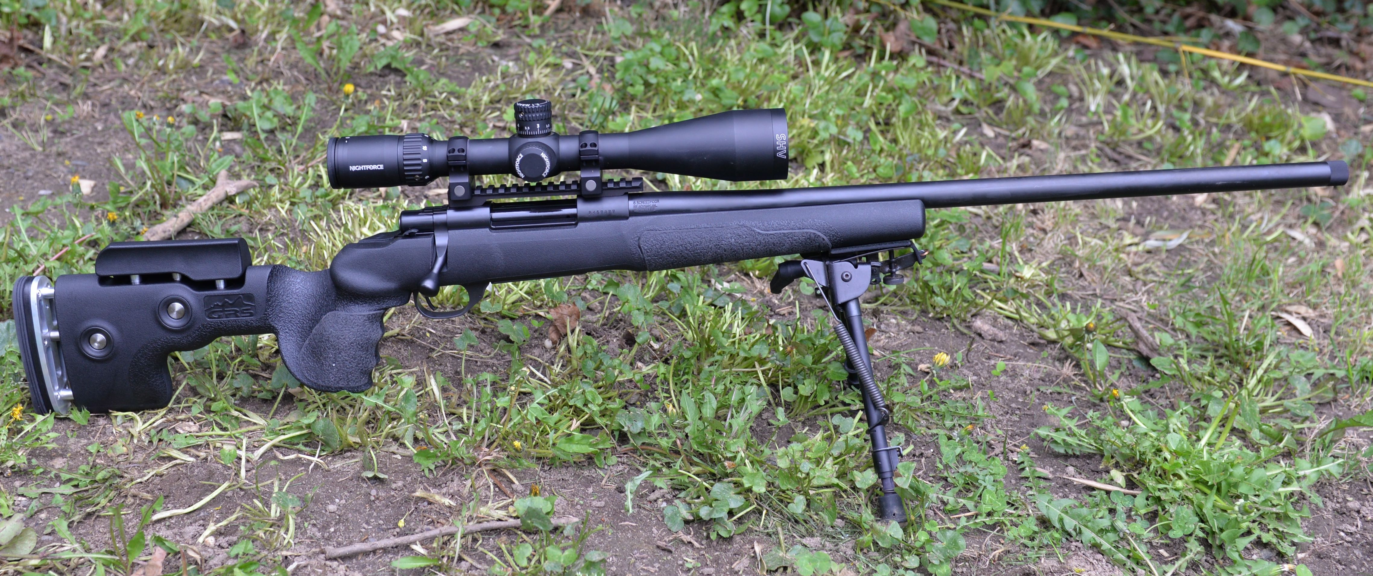 Howa GRS Berserk 6 5 Creedmoor Review – rifleshooter com