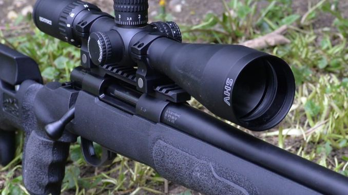 Howa GRS Berserk 6 5 Creedmoor Review – rifleshooter com