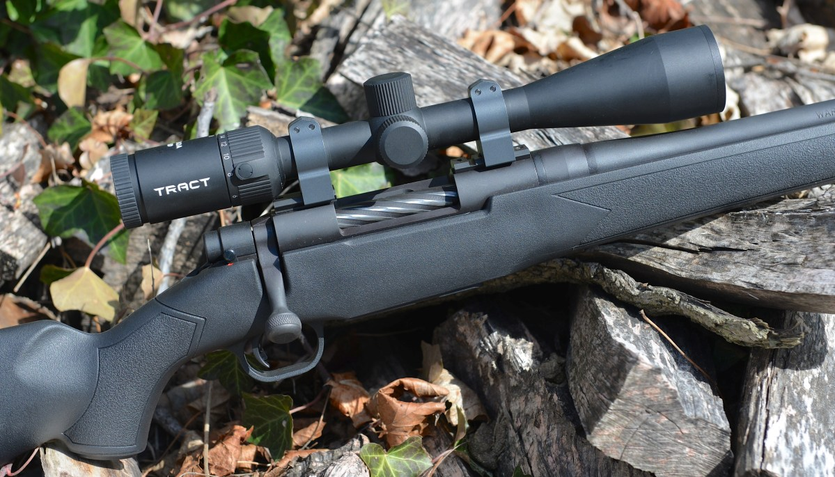 Mossberg Patriot Review