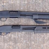 Review: Mossberg 590 Shockwave vs. the Remington Model 870 TAC-14