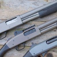 Remington 870 v Mossberg 500 v Mossberg 590: Comparative design notes