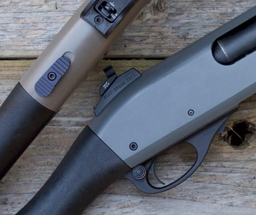 Remington 870 v Mossberg 500 v Mossberg 590: Comparative