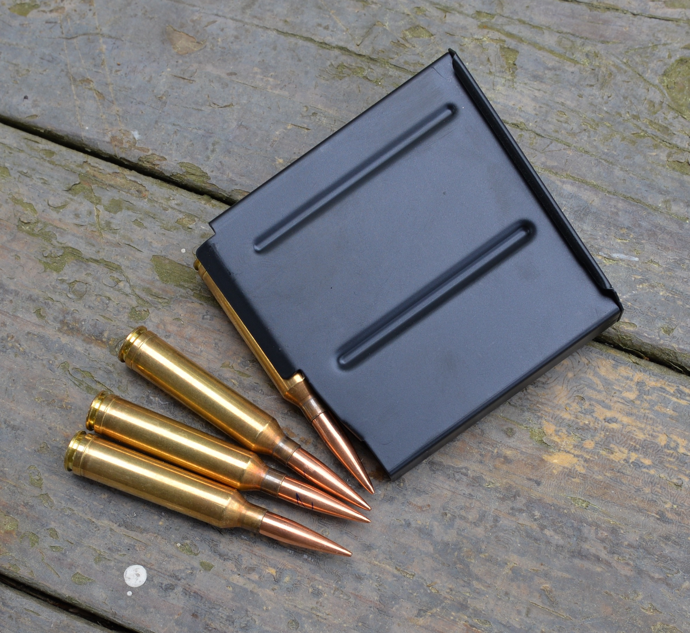 7mm Remington Magnum load development: 197 gr and 183 gr Sierra