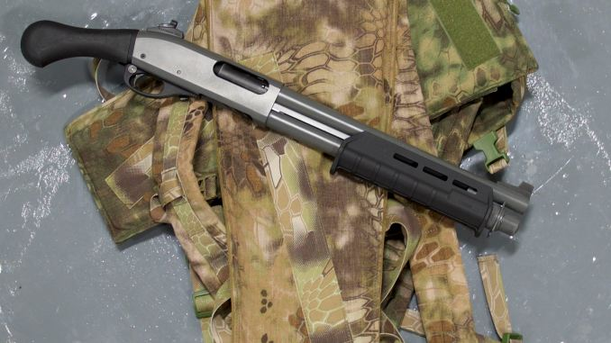 BEEZ Combat System Short Barrel Scabbard: A better way to