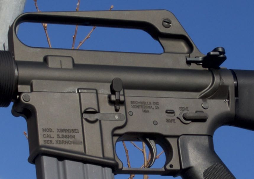 Brownells Retro Rifle XBRNM16E1 Review: Initial Impressions