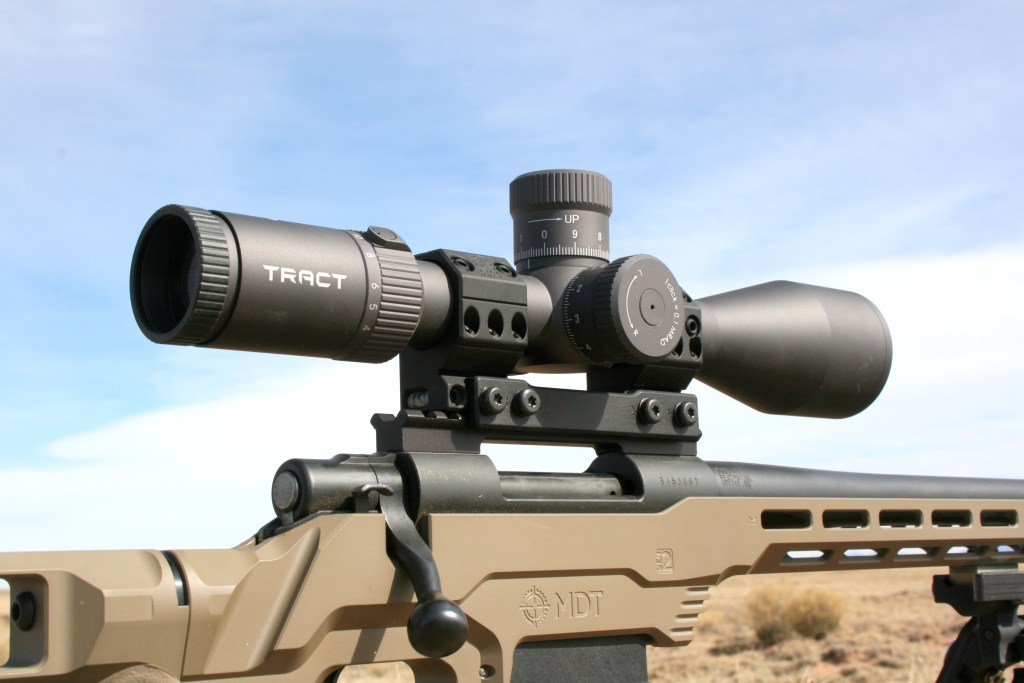 TRACT TORIC 4-20X50 UHD 30mm Rifle Scope Review