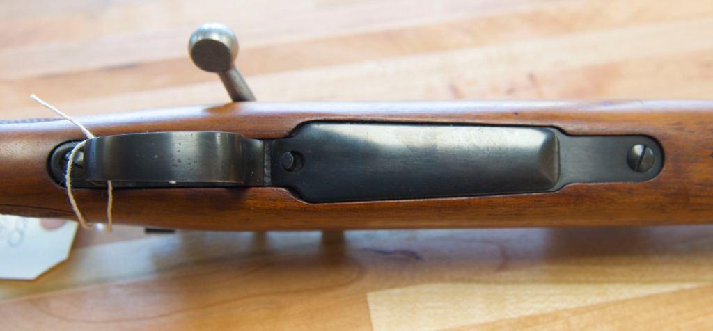Back when Sears sold a Mauser: The J C  Higgins Model 51
