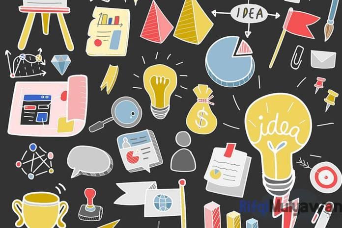 Ilustrasi Gambar Contoh Peluang Usaha Rumahan Untuk Bisnis Kecil Kecilan