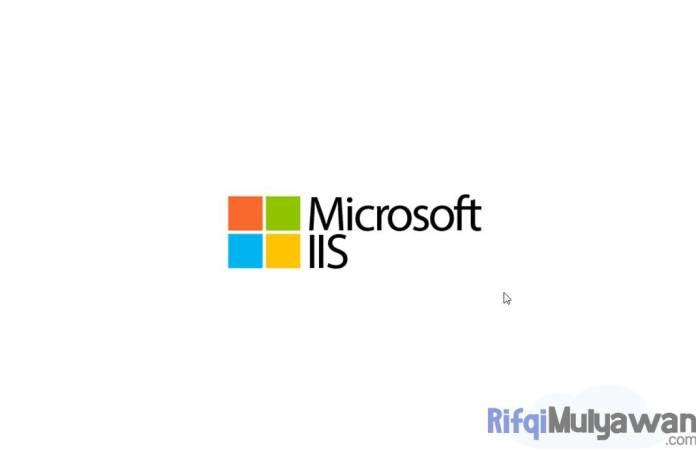 Ilustrasi Gambar Microsoft IIS