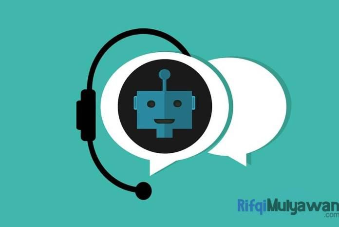 Gambar Chat BOT Dalam Pengertian BOT Sejarah Jenis Dan Manfaat BOT Serta Perbedaan BOT Dengan Chat BOT Dan Robot