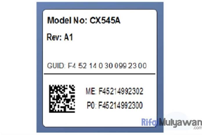 Gambar Contoh Serial Number Dalam Pengertian Serial Number Atau Nomor Seri Apa Itu Serial Number Fungsi Dan Cara Menemukannya