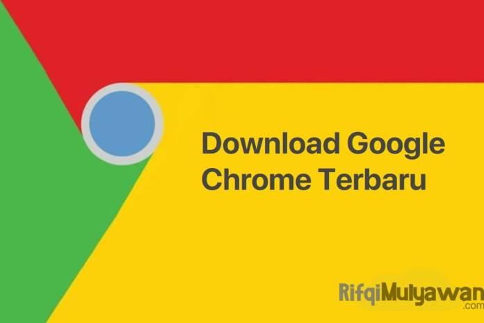 Gambar Cover Aplikasi Download Google Chrome PC Versi Terbaru Offline Installer Gratis Untuk Windows Dan MasOS