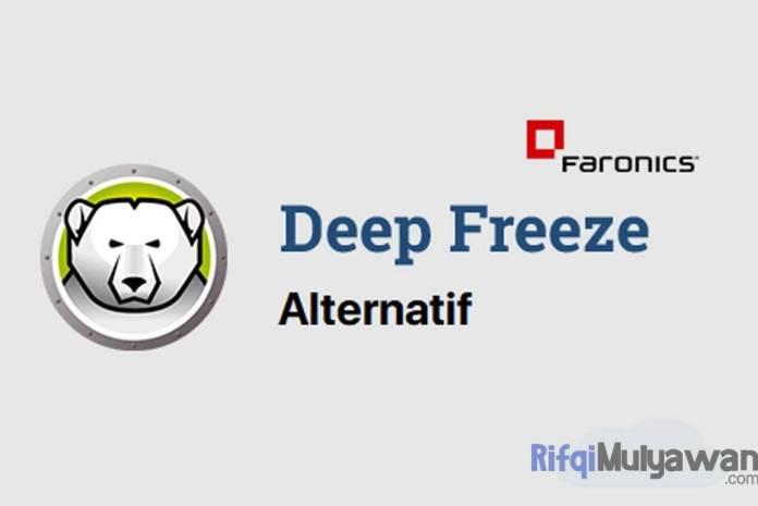 Gambar Dari Software Alternatif Selain Aplikasi Deep Freeze Yang Sejenis Dan Mirip