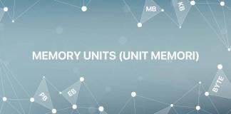 Gambar Pengertian Memory Units MU Jenis Fisik Unit Penyimpanan Dan Pengukurannya Dalam Komputer