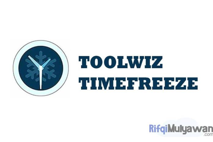 Gambar Software ToolWiz Time Freeze
